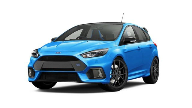 New Ford Focus RS AWD Limited Edition, Beaudesert, 2017 Ford Focus RS AWD Limited Edition Hatchback