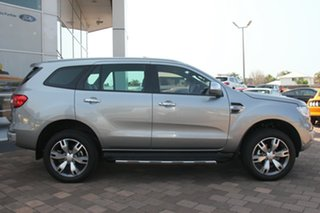 2017 Ford Everest Titanium SUV.