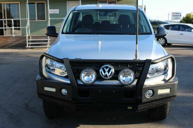 Used Volkswagen Amarok TDI420 4MOTION Perm Core, Tingalpa, 2015 Volkswagen Amarok TDI420 4MOTION Perm Core Utility
