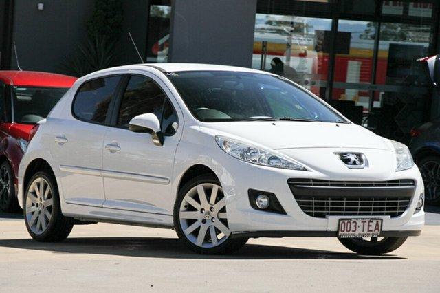 Used Peugeot 207 Sportium, Moorooka, Brisbane, 2012 Peugeot 207 Sportium Hatchback