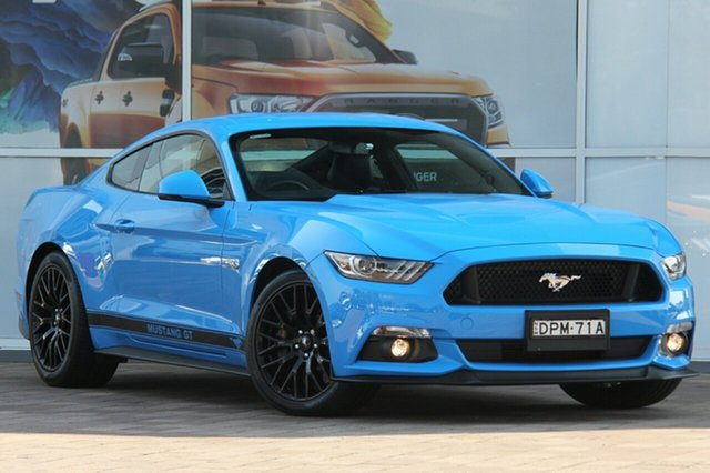 Discounted Used Ford Mustang GT Fastback SelectShift, Warwick Farm, 2017 Ford Mustang GT Fastback SelectShift Fastback