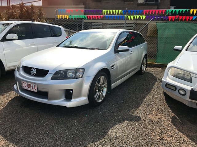Used Holden Commodore SV6, Winnellie, 2009 Holden Commodore SV6 Wagon