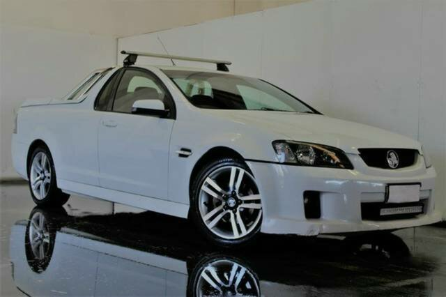 Used Holden Ute SV6, Underwood, 2008 Holden Ute SV6 Utility
