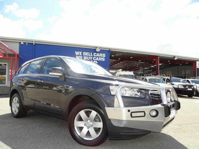 Used Holden Captiva 7 LS, Welshpool, 2014 Holden Captiva 7 LS Wagon