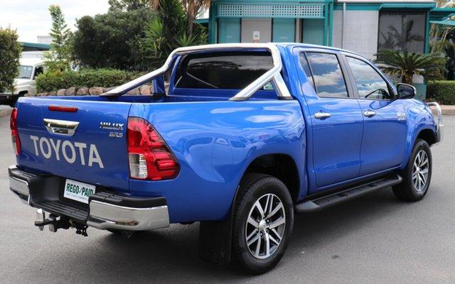 Used Toyota Hilux SR5 Double Cab, Acacia Ridge, 2015 Toyota Hilux SR5 Double Cab GUN126R Utility