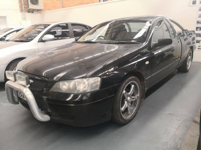 Used Ford Falcon XLS Ute Super Cab, Cardiff, 2003 Ford Falcon XLS Ute Super Cab Utility
