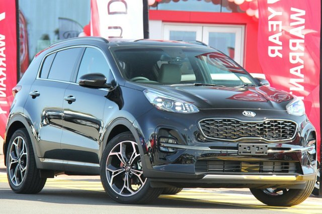 Discounted Demonstrator, Demo, Near New Kia Sportage GT-Line AWD, Warwick Farm, 2018 Kia Sportage GT-Line AWD SUV