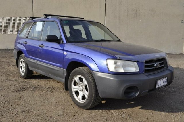 Used Subaru Forester X, Hoppers Crossing, 2003 Subaru Forester X Wagon