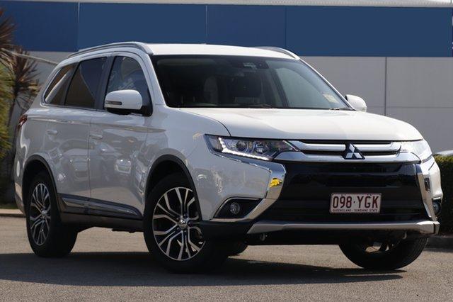 Used Mitsubishi Outlander LS 2WD, Bowen Hills, 2018 Mitsubishi Outlander LS 2WD Wagon
