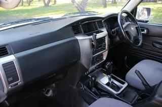 2011 Nissan Patrol DX Wagon.