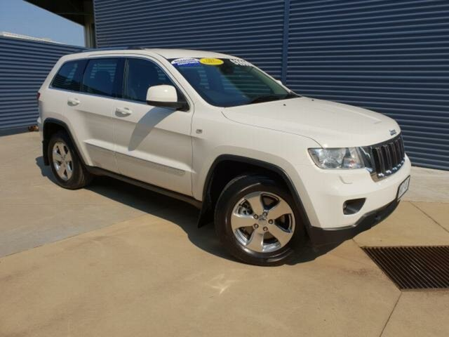 Used Jeep Grand Cherokee Laredo (4x4), Wangaratta, 2011 Jeep Grand Cherokee Laredo (4x4) Wagon