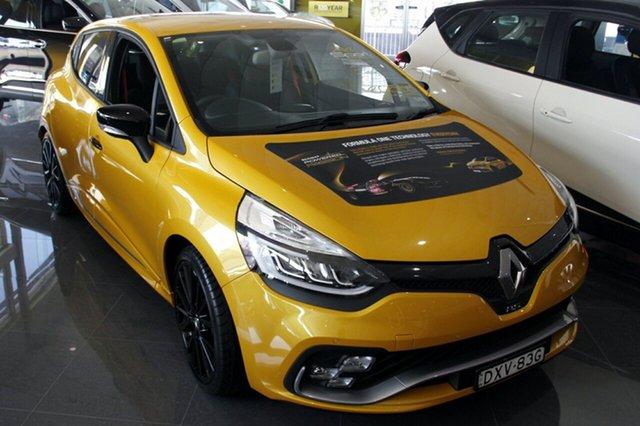 Discounted Demonstrator, Demo, Near New Renault Clio R.S. 200 EDC Cup, Wickham, 2017 Renault Clio R.S. 200 EDC Cup Hatchback