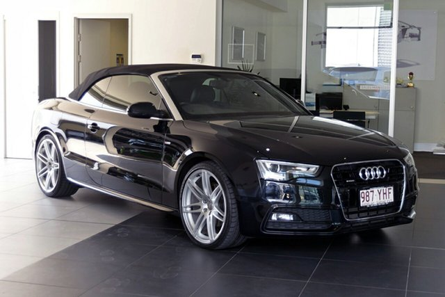 Used Audi A5 S tronic quattro, Southport, 2012 Audi A5 S tronic quattro Cabriolet