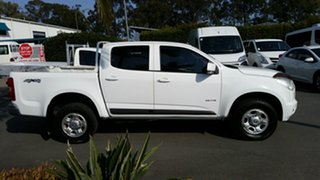 Used Holden Colorado LX Crew Cab, Acacia Ridge, 2012 Holden Colorado LX Crew Cab RG MY13 Cab Chassis