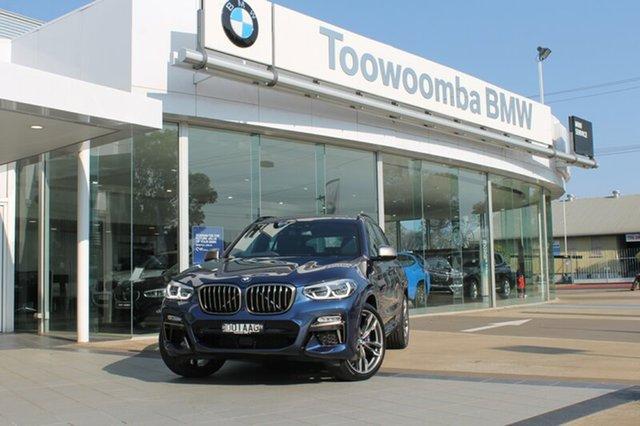 Demonstrator, Demo, Near New BMW X3 M40i Steptronic, Toowoomba, 2018 BMW X3 M40i Steptronic Wagon