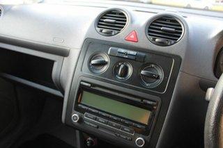 2006 Volkswagen Caddy SWB Van.
