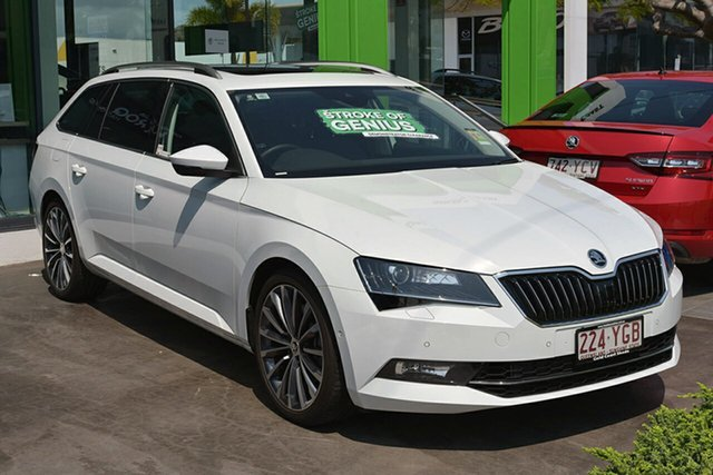 Demonstrator, Demo, Near New Skoda Superb Outdoor DSG 125TDI, Southport, 2014 Skoda Superb Outdoor DSG 125TDI Wagon