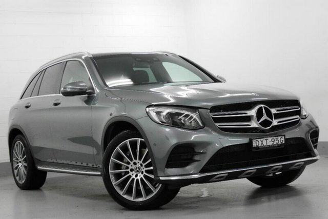 Used Mercedes-Benz GLC220 d 9G-TRONIC 4MATIC, Southport, 2017 Mercedes-Benz GLC220 d 9G-TRONIC 4MATIC Wagon