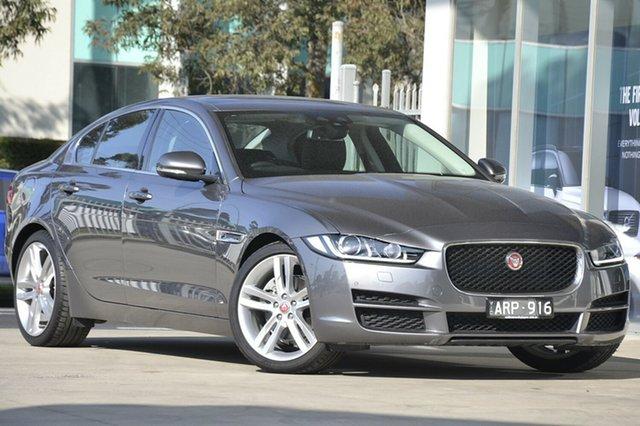 Used Jaguar XE 20D Prestige, Port Melbourne, 2016 Jaguar XE 20D Prestige Sedan