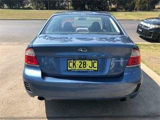 2007 Subaru Liberty 2.0R Sedan.