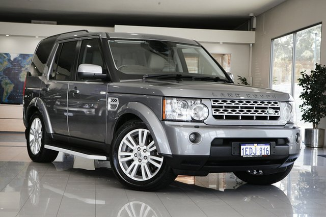 Used Land Rover Discovery 4 TDV6, Cannington, 2013 Land Rover Discovery 4 TDV6 Wagon