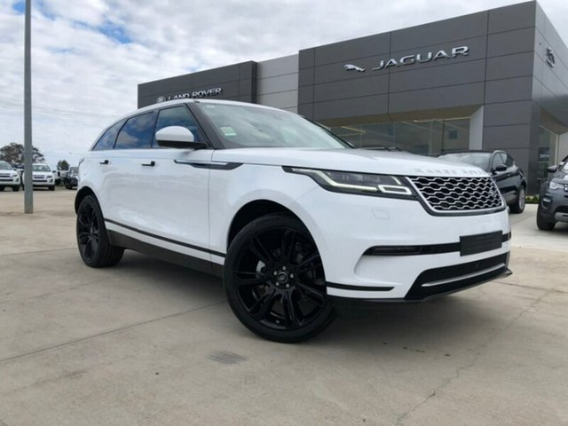 Demonstrator, Demo, Near New Land Rover Range Rover Velar D240 AWD, Lavington, 2017 Land Rover Range Rover Velar D240 AWD Wagon