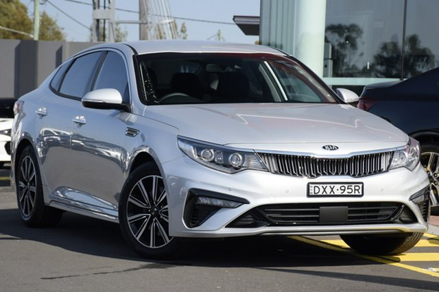 Demonstrator, Demo, Near New Kia Optima SI, Warwick Farm, 2018 Kia Optima SI Sedan