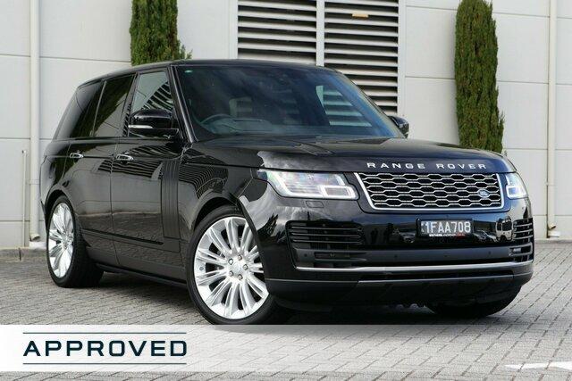 Demonstrator, Demo, Near New Land Rover Range Rover SDV8 Vogue SE, Cannington, 2018 Land Rover Range Rover SDV8 Vogue SE Wagon