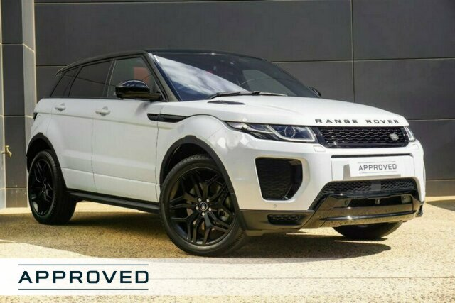 Used Land Rover Range Rover Evoque Si4 290 HSE Dynamic, Geelong, 2017 Land Rover Range Rover Evoque Si4 290 HSE Dynamic Wagon