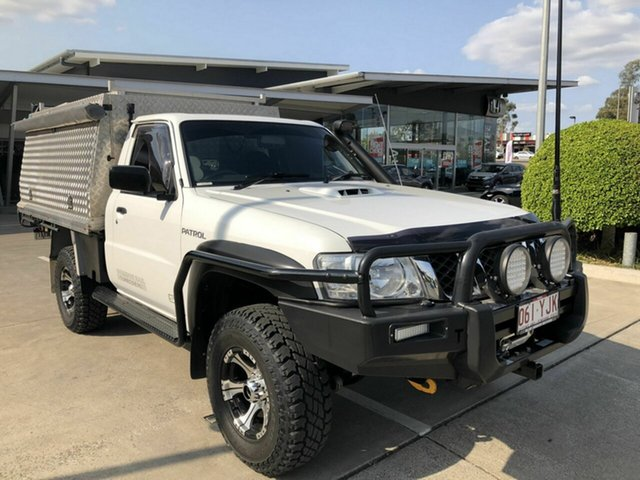 Discounted Used Nissan Patrol ST, Yamanto, 2007 Nissan Patrol ST Cab Chassis