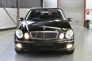 2003 Mercedes-Benz E500 Avantgarde Sedan.