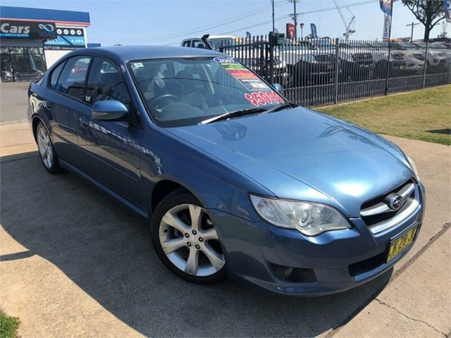 Used Subaru Liberty 2.0R, Mulgrave, 2007 Subaru Liberty 2.0R Sedan