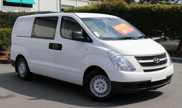 Discounted Used Hyundai iLOAD Crew Cab, Acacia Ridge, 2015 Hyundai iLOAD Crew Cab TQ2-V MY15 Van