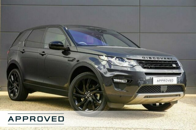 Used Land Rover Discovery Sport TD4 HSE Luxury, Geelong, 2017 Land Rover Discovery Sport TD4 HSE Luxury Wagon