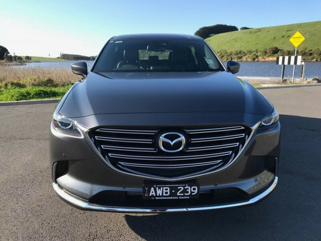 Demonstrator, Demo, Near New Mazda CX-9 GT SKYACTIV-Drive, Warrnambool East, 2018 Mazda CX-9 GT SKYACTIV-Drive Wagon