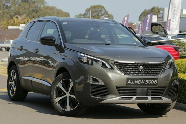 Discounted Demonstrator, Demo, Near New Peugeot 3008 GT Line SUV, Southport, 2018 Peugeot 3008 GT Line SUV SUV