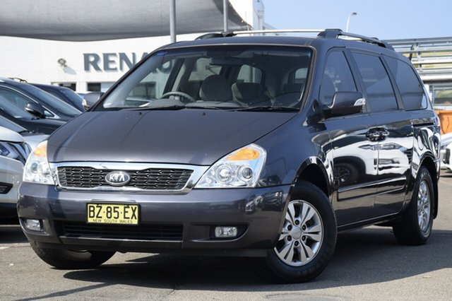 Used Kia Grand Carnival SI, Brookvale, 2011 Kia Grand Carnival SI Wagon