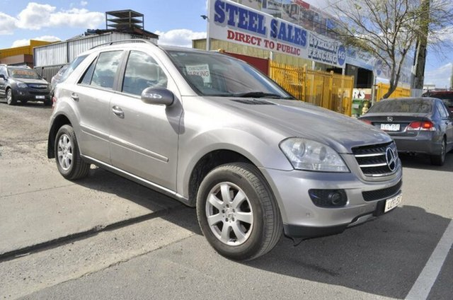 Used Mercedes-Benz ML320 CDI Luxury (4x4), Hoppers Crossing, 2006 Mercedes-Benz ML320 CDI Luxury (4x4) Wagon