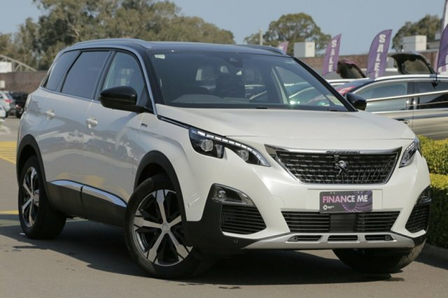 Discounted New Peugeot 5008 GT Line, Narellan, 2018 Peugeot 5008 GT Line SUV