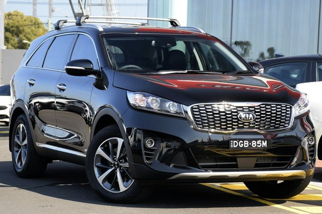 Demonstrator, Demo, Near New Kia Sorento SLi AWD, Warwick Farm, 2018 Kia Sorento SLi AWD SUV