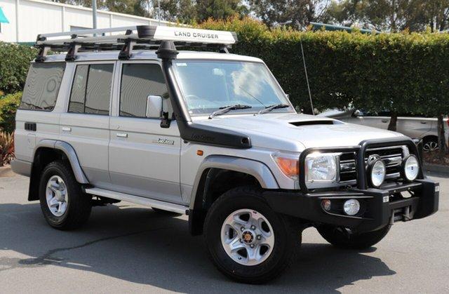 Used Toyota Landcruiser GXL, Acacia Ridge, 2016 Toyota Landcruiser GXL VDJ76R Wagon