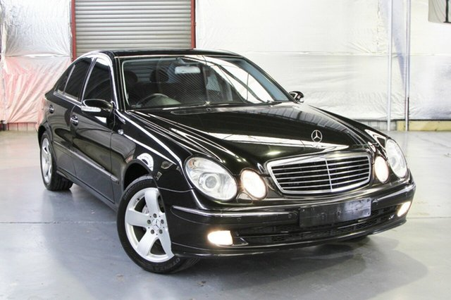Used Mercedes-Benz E500 Avantgarde, Myaree, 2003 Mercedes-Benz E500 Avantgarde Sedan
