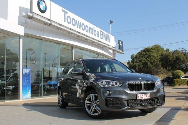 Demonstrator, Demo, Near New BMW X1 sDrive18d Steptronic, Toowoomba, 2018 BMW X1 sDrive18d Steptronic Wagon