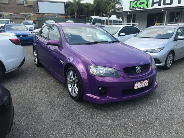 Used Holden Commodore SV6, Winnellie, 2007 Holden Commodore SV6 Sedan