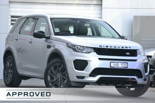 Discounted Demonstrator, Demo, Near New Land Rover Discovery Sport Si4 213kW SE, Gardenvale, 2017 Land Rover Discovery Sport Si4 213kW SE Wagon