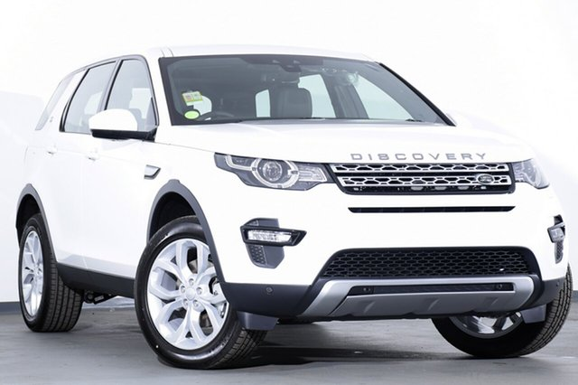 New Land Rover Discovery Sport TD4 110kW HSE, Southport, 2018 Land Rover Discovery Sport TD4 110kW HSE SUV