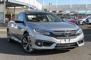 Demonstrator, Demo, Near New Honda Civic VTI-LX, Mulgrave, 2017 Honda Civic VTI-LX MY17 Sedan