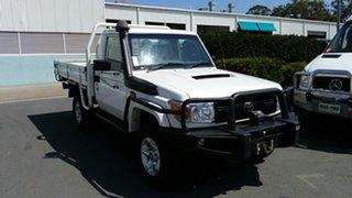Used Toyota Landcruiser GX, Acacia Ridge, 2014 Toyota Landcruiser GX VDJ79R Cab Chassis