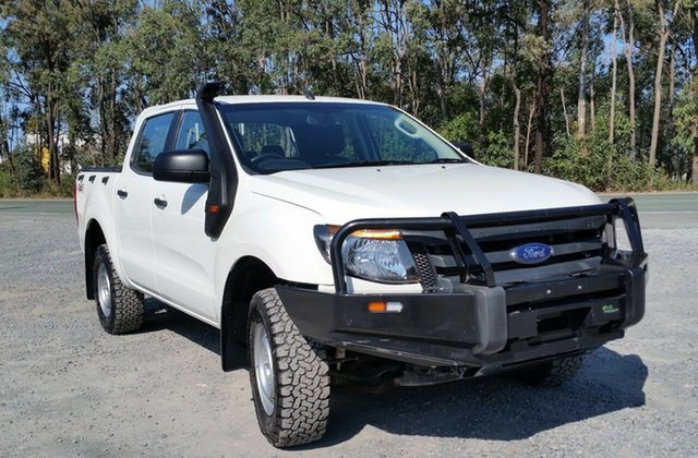Used Ford Ranger XL Double Cab, Stapylton, 2012 Ford Ranger XL Double Cab Utility