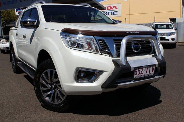 Used Nissan Navara ST-X, Toowoomba, 2015 Nissan Navara ST-X Utility